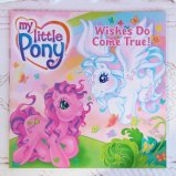 海外買い付け品(USA)  My Littele Pony マイリトルポニー洋書絵本【Wishes Do Come True!】※店舗展示品