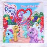 海外買い付け品(USA)  My Littele Pony マイリトルポニー洋書絵本【Fun at the Fair】※店舗展示品