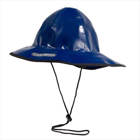 【1個限定・35%off】Ortlieb(オルトリーブ)アクセサリー レインハット(Rain Hat) ブルー