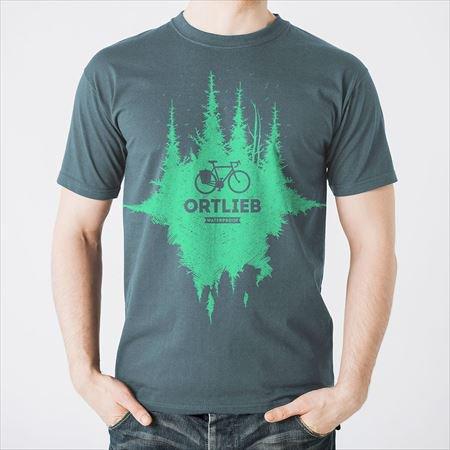【在庫限定・31%off】Ortlieb(オルトリーブ)アクセサリー Tシャツ(Tee)