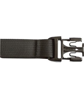 Ortlieb Ortlieb Stealth buckles with strap for Office-Bag E178