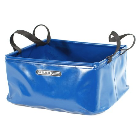 Ortlieb(オルトリーブ)ウォータートランスポート フォールディングボール(Folding bowls)10L ブルー
