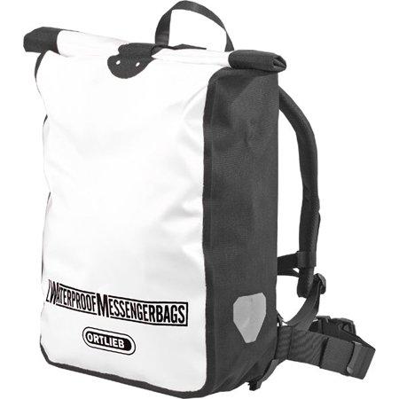 【1個限定】Ortlieb(オルトリーブ)メッセンジャーバッグ クラシック(Messenger bag Classic)ホワイト