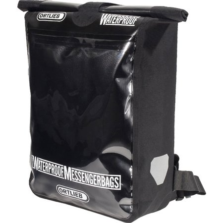 Ortlieb(オルトリーブ)メッセンジャーバッグ プロ(Messenger bag Pro)ブラック
