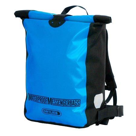 【1個限定・20%off】Ortlieb(オルトリーブ)メッセンジャーバッグ クラシック(Messenger bag Classic)オーシャンブルー/ブラ…