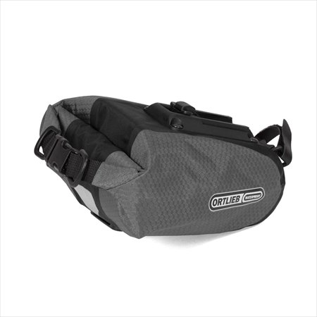 【1個限定・30%off】Ortlieb(オルトリーブ) サドルバッグ (Saddle-bag)M スレート/ブラック