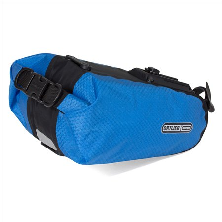 【1個限り・30%off】Ortlieb(オルトリーブ) サドルバッグ (Saddle-bag)L オーシャンブルー/ブラック