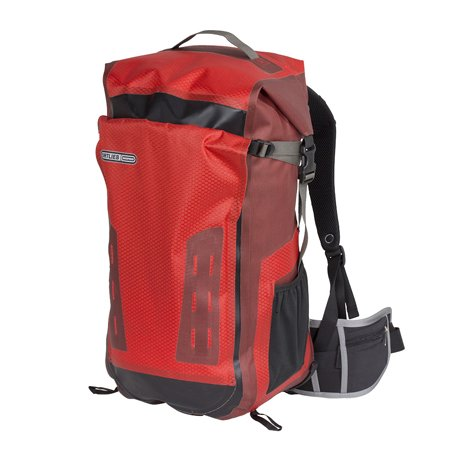 Ortlieb(オルトリーブ)バックパックバッグ トラック35L(Backpacks track)シグナルレッド/チリ