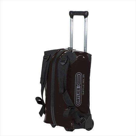 Ortlieb(オルトリーブ)トラベルバッグ ダッフルRG(Travel bag Duffle RG) 34L ブラック