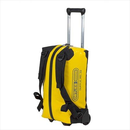 Ortlieb(オルトリーブ)トラベルバッグ ダッフルRG(Travel bag Duffle RG) 34L サンイエロー/ブラック