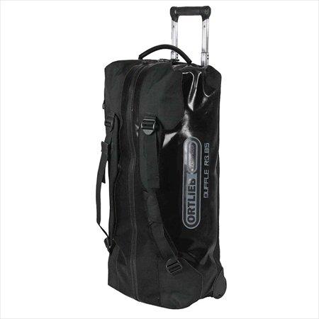 Ortlieb(オルトリーブ)トラベルバッグ ダッフルRG(Travel bag Duffle RG) 85L ブラック