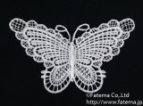 蝶柄刺繍モチーフ