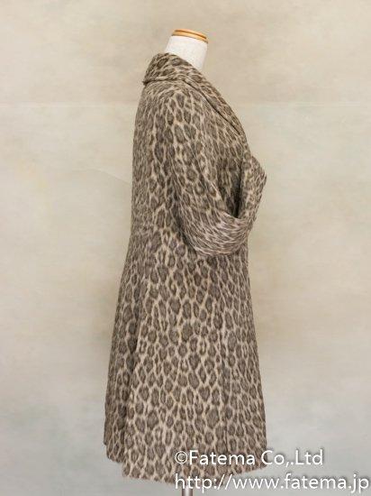 レディース アルパカ コート Lサイズ 1-19-04071-1