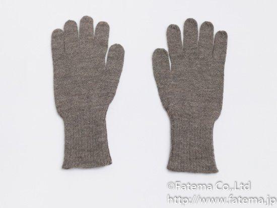 ベビーアルパカ 手袋 1-19-11020-1