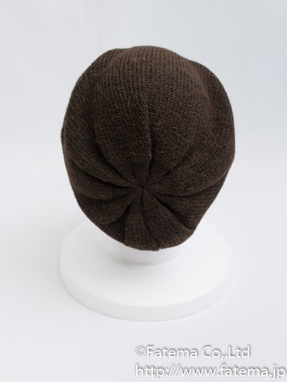 ベビーアルパカ ベレー帽 1-19-11022-1