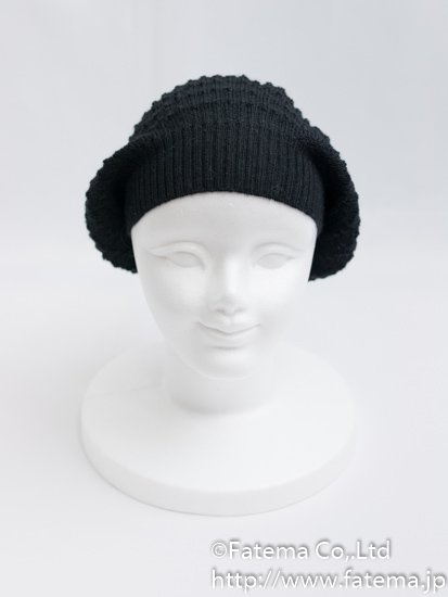 ベビーアルパカ ベレー帽 1-19-11022-4