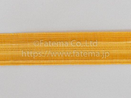金色装飾テープ 幅1.5cm(軍服用ゴールド地金ワイヤー編組テープ 1m) 22-09014-1