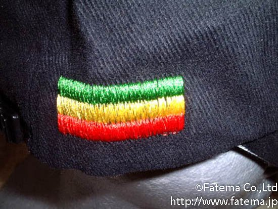 ラスタカラー 帽子 1-4222-2