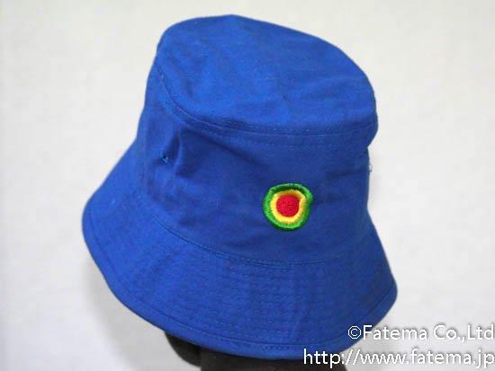 ラスタカラー 帽子 1-4223-2