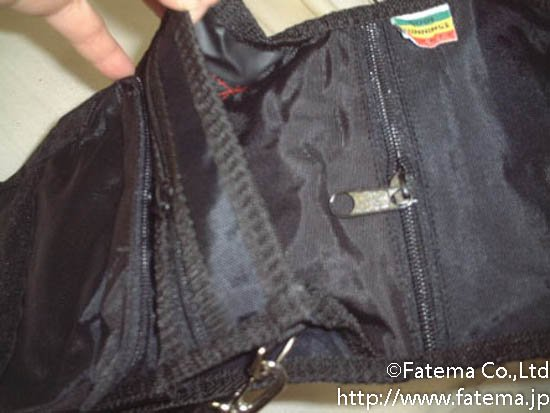 ラスタカラー パスポートバッグ 1-3168-2