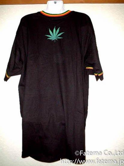 ボブマーリー・ラスタカラー コットンT−シャツ 1-4200-9