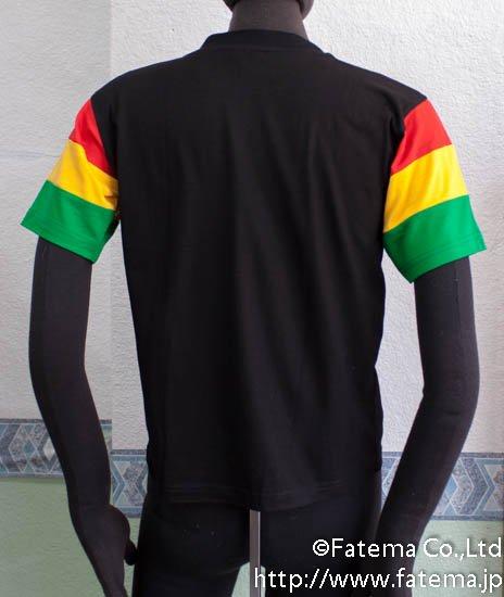 ラスタカラー子供用Tシャツ 1-4267-2