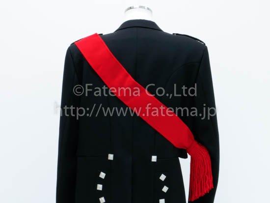 肩ショール(赤) 22-9011-1