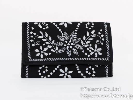 ノクシカタ刺繍 ポーチ