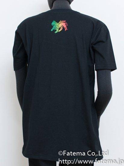 ラスタカラー コットンT−シャツ 1-4200-25