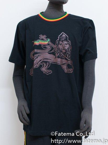 ラスタカラー コットンT−シャツ 1-4200-27