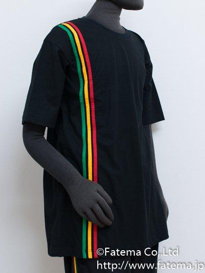ラスタカラー コットンT−シャツ 1-4200-29