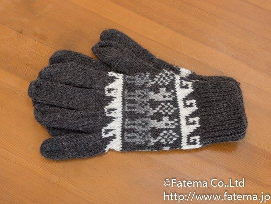 アルパカ 手袋 1-19-11014-2