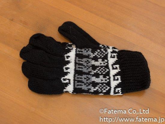 アルパカ 手袋 1-19-11014-4