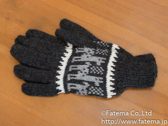 アルパカ 手袋 1-19-11016-1