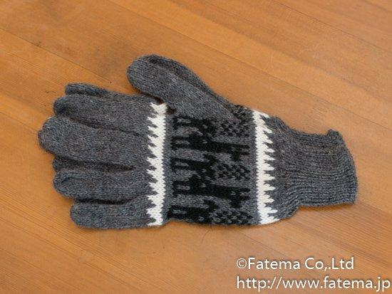 アルパカ 手袋 1-19-11016-2