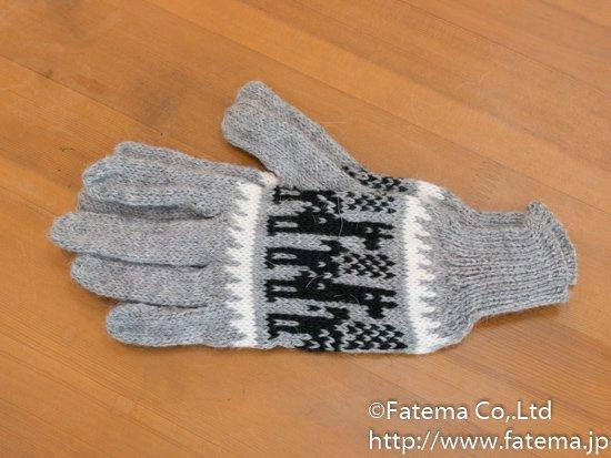 アルパカ 手袋 1-19-11016-3