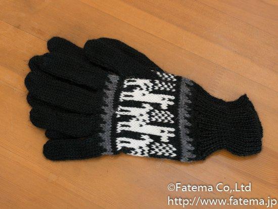 アルパカ 手袋 1-19-11016-4