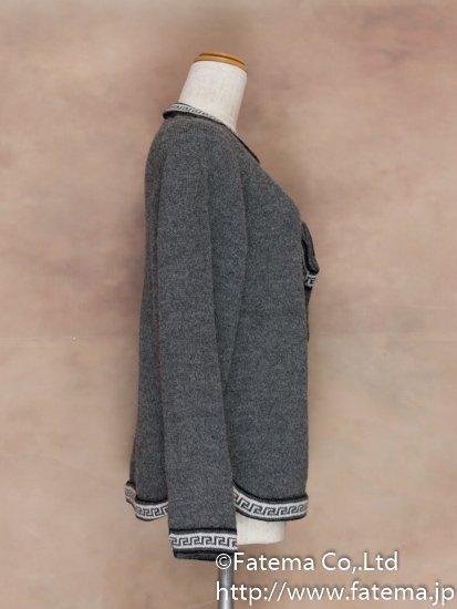 レディース アルパカ100% セーター Lサイズ 1-19-04027-3