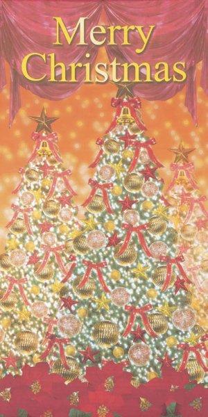 【全品30%以上OFF!】【送料540円沖縄除く】クリスマス装飾 タペストリー メリークリスマススクリーン