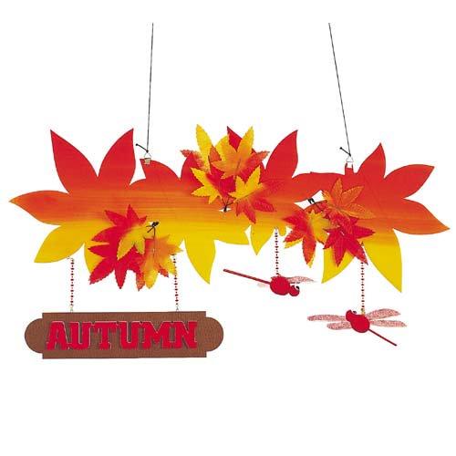 【全品30%以上OFF!】【送料540円沖縄除く】秋装飾デコレーション オータムタイトル(9)