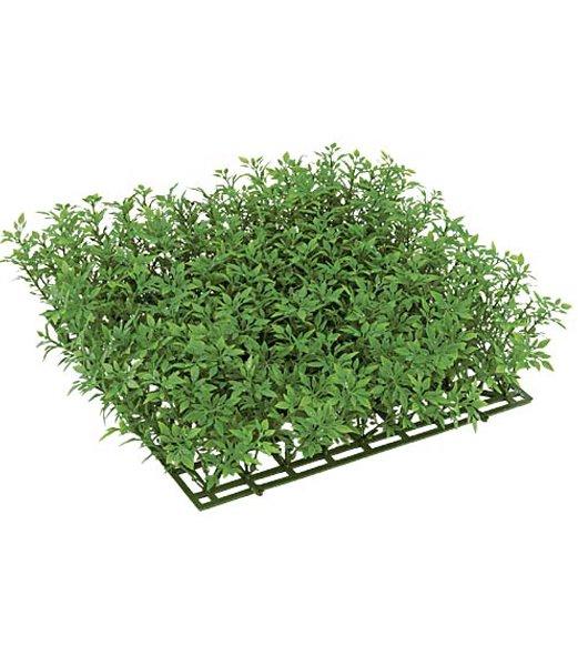 造花観葉植物、フェイクフード、装飾飾付販売緑花堂の30cm ティーリーフマット
