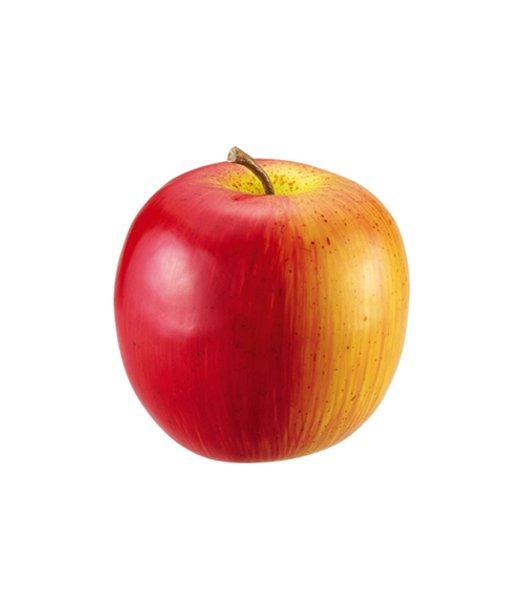 【全品30%以上OFF!】【送料540円沖縄除く】食品サンプル フェイクフード フルーツ 果物 80mm アップル(リンゴ)