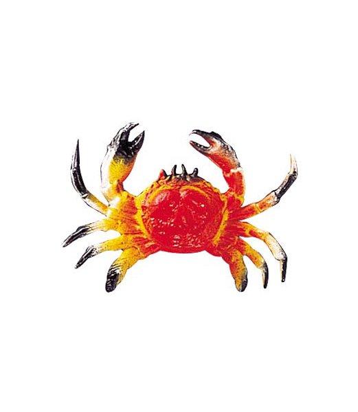 【全品30%以上OFF!】【送料540円沖縄除く】海 マリン装飾デコレーション 10cm カニ 飾り デコパーツ