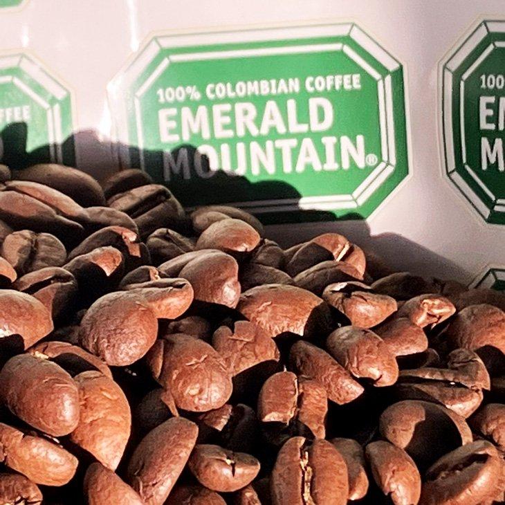数量限定豆 コロンビア エメラルドマウンテン 100g単位のみ