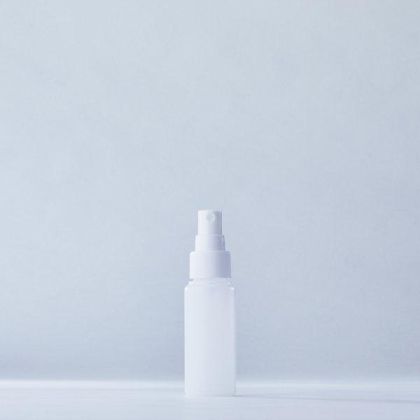 フィンガースプレー白+60mlPEボトル容器100本セット