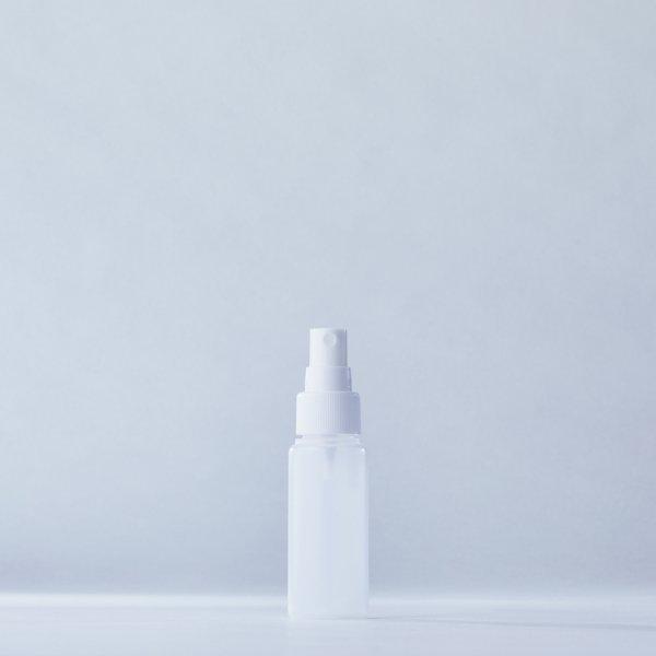 フィンガースプレー白+60mlボトル容器(LDPEタイプ)100本セット