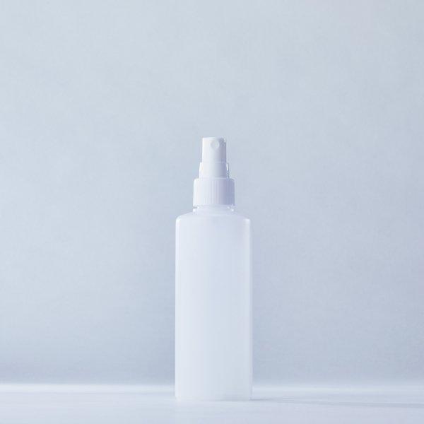フィンガースプレー白+200mlPEボトル容器100本セット