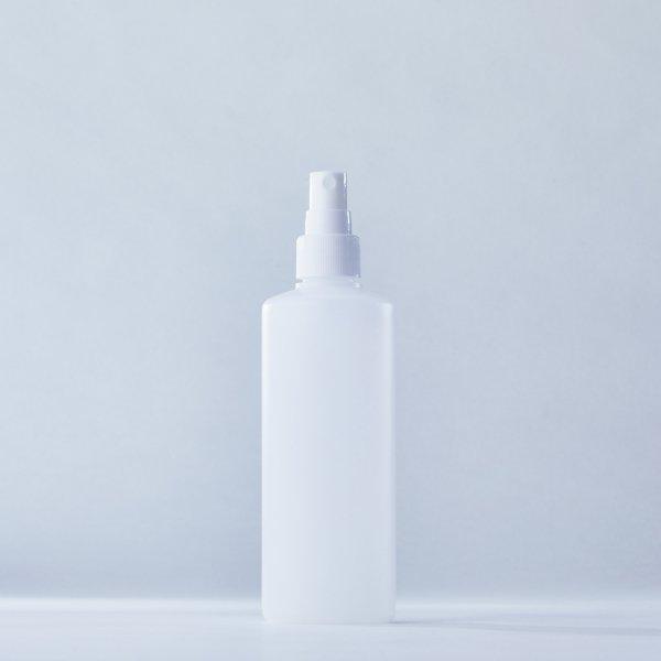 フィンガースプレー白+300mlPEボトル容器100本セット