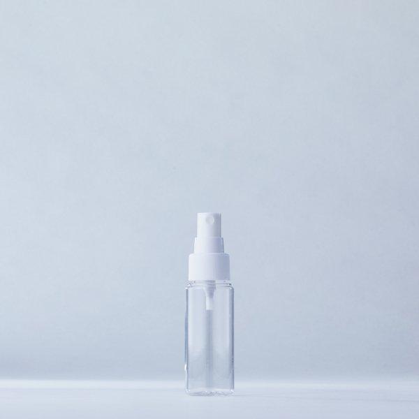 フィンガースプレー白+50mlPETボトル容器100本セット