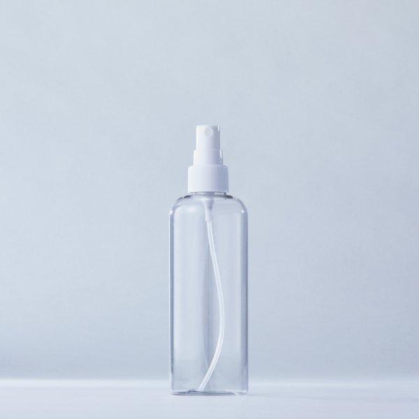 フィンガースプレー白+250mlPETボトル容器100本セット
